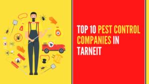Top 10 Pest Control Companies In Tarneit